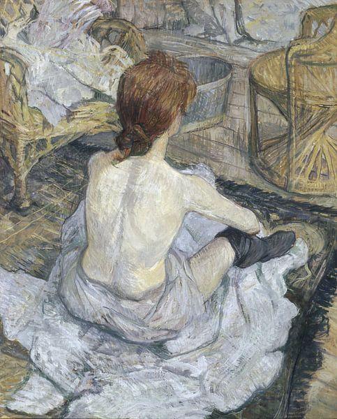 Rousse, Henri de Toulouse-Lautrec von Meesterlijcke Meesters