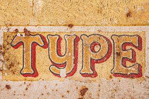 Ode aan de typografie
