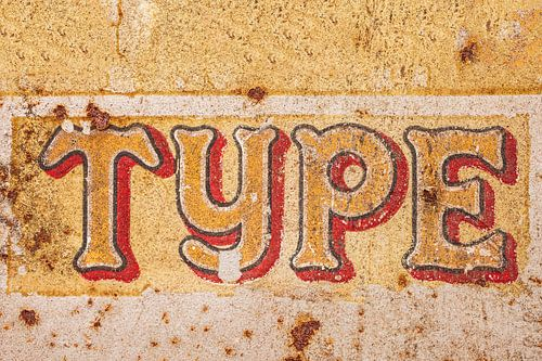 Ode aan de typografie van