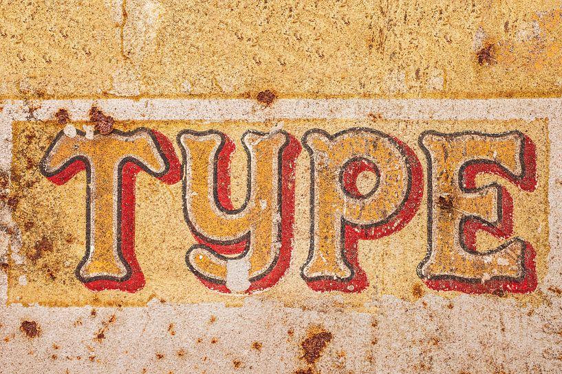 Ode aan de typografie van Martin Bergsma