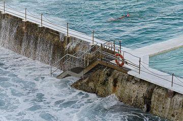Ocean Baths van Sven Wildschut