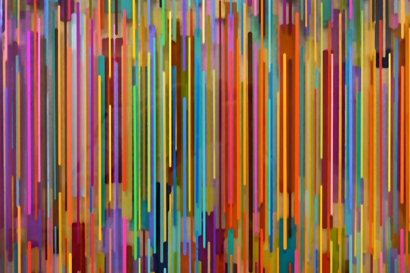 Between the Lines van Harry Hadders
