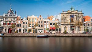 Panorama de la ville de Haarlem sur Mark Bolijn