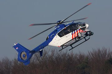 Nationale Polizeibehörde der Niederlande EC135 von Dirk Jan de Ridder