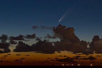 Komet Neowise von Stefan Verheij