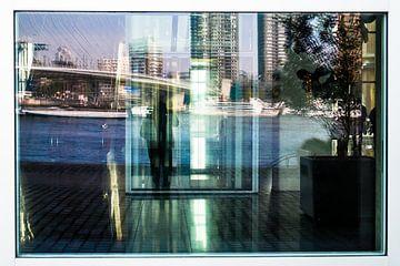 Reflectie Rotterdam van Peter Bouwknegt