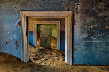 De deur naar de nieuwe wereld van Michael Kuijl