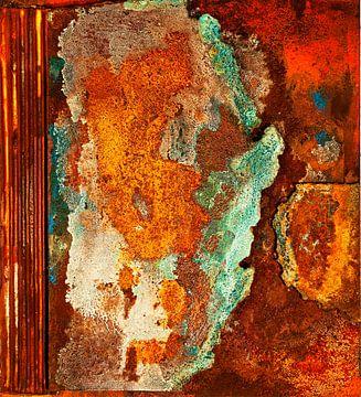 Rostbild auf zwei Ebenen von Klaus Heidecker