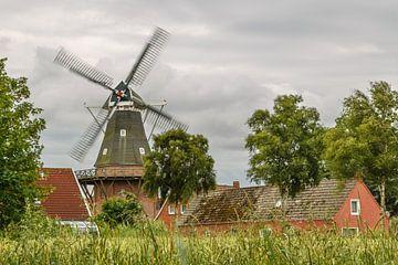 Mühle im Betrieb von Rolf Pötsch