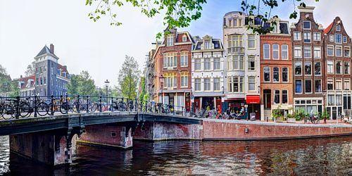 Prinsengracht hoek Runstraat Amsterdam