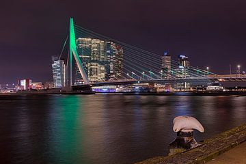 Avond in Rotterdam