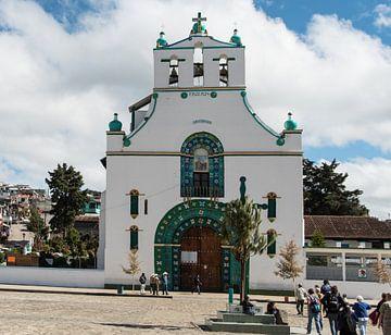 San Juan, Chamule van