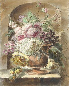 Blumen, Pieter van Loo