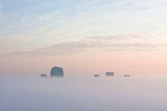 Torens in de Mist van Frenk Volt