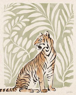 Jungle Cats II, Janelle Penner van Wild Apple