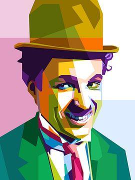 Charlie Chaplin van zQheert