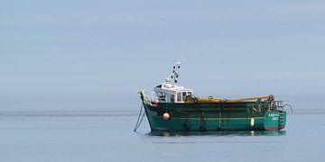 Fischerboot von Peter Morgenroth