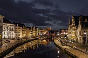 Sfeerbeeld Gent centrum van