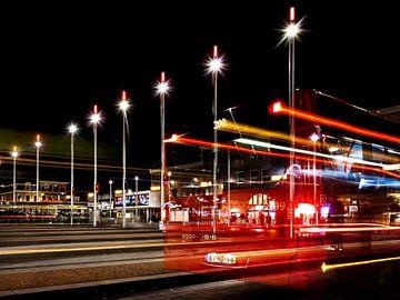 Busstation - Haarlem van Alex C.