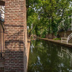 Nieuwe gracht in de zomerzon van Robin Pics (verliefd op Utrecht)