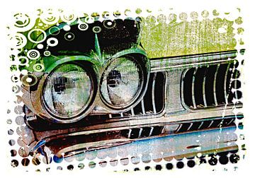 Auto grille van PictureWork - Digital artist