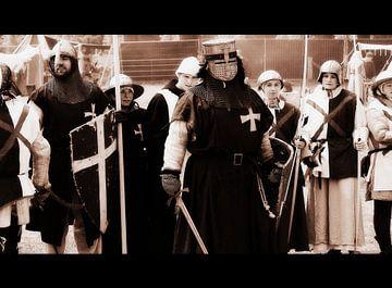 ridders van Harold Wilke
