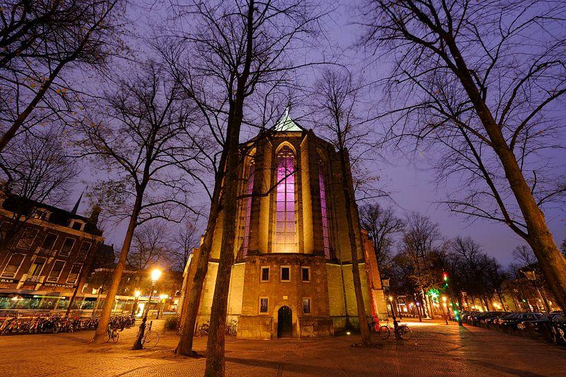 De Janskerk in Utrecht van Donker Utrecht