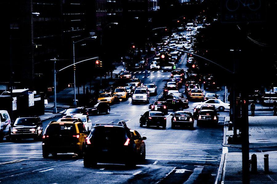 Rush Hour van Jesse Kraal