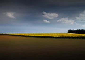 empty landscape sur Henk Speksnijder