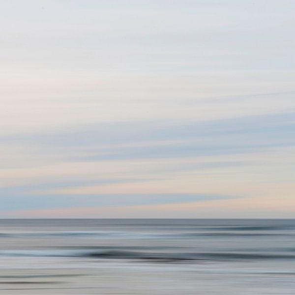 Pastels Lofoten van Carla Vermeend