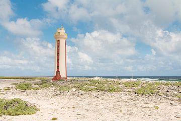 Leuchtturm von Bonaire von Aukelien Minnema