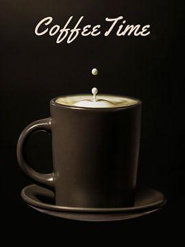 Kaffeezeit von Ronny Struyf
