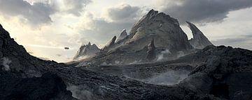Demolition Mountain van Rocky Schouten