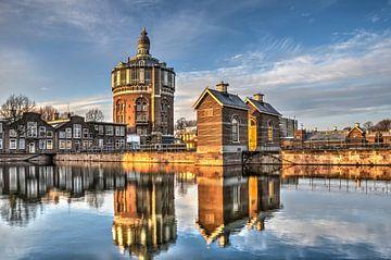 Rotterdam: de Watertoren van Frans Blok