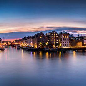 Panorama Kopenhagen von Adelheid Smitt