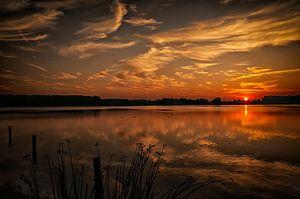 Sonnenuntergang  von Cristel Brouwer