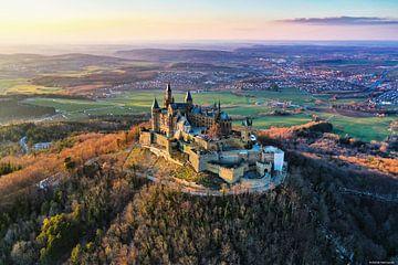 Hohenzollern Burg von Hussein Moussaoui