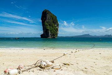 Idealische Thais eiland von Jeroen Somers