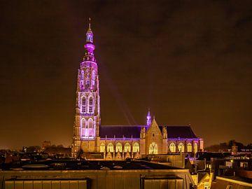 Breda - Grote Kerk - Betoverend Breda van I Love Breda