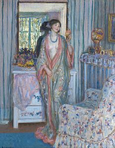 The Robe, Frederick Carl Frieseke