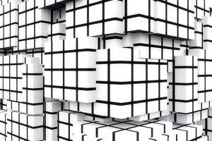 Q-Cubes 3D - la quadrature du mur