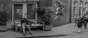 Straatfoto Breda, van Freddie de Roeck
