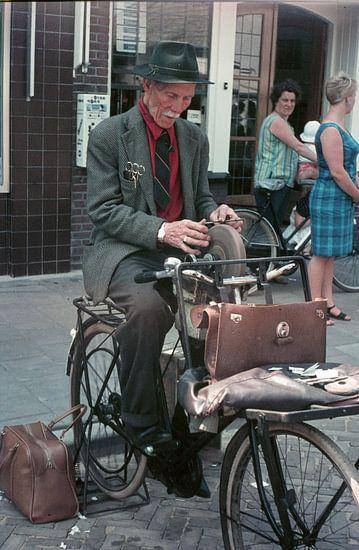 Vintage scharenslijper van Jaap Ros