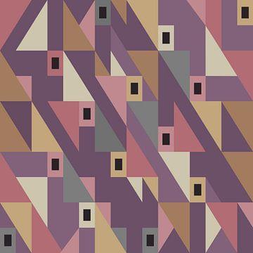 FAS-Reihe geometrischer Formen I von Anna Marie de Klerk
