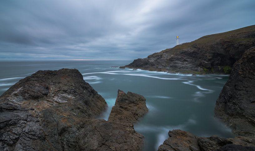 Trevose Head Lighthouse van Jos Pannekoek