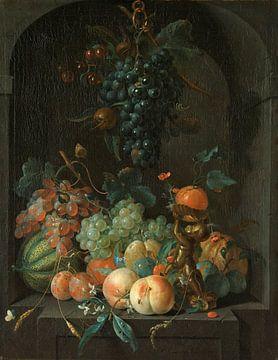 Stillleben mit Früchten, Coenraet Roepel