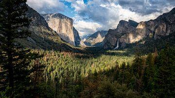 Yosemite Tunnel View van