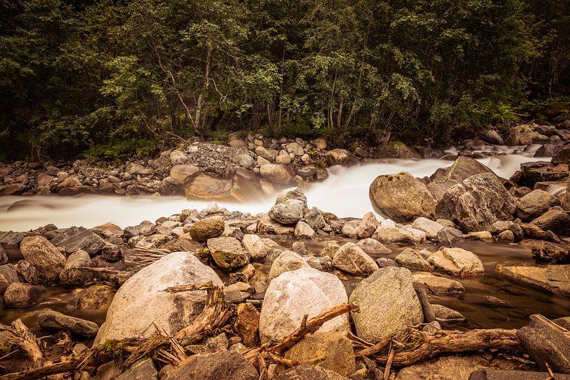 Rocky River 2 von Bart Berendsen