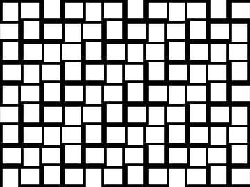 Permutatie | ID=08 | V=58 | 4:3 | 12x09 van Gerhard Haberern