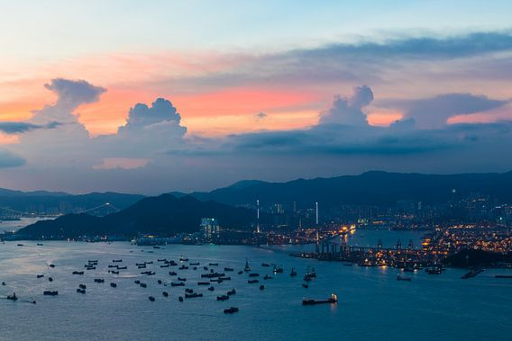 HONG KONG 02 van Tom Uhlenberg